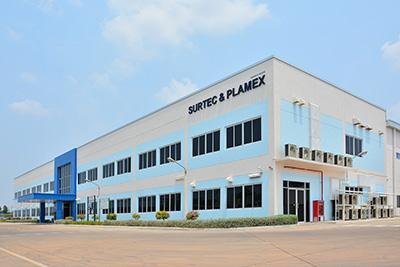 SURTEC&PLAMEX CO.,LTD.